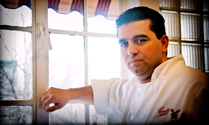 Buddy Valastro: The Cake Boss - Near Northwest: Buddy Valastro: The Cake Boss at Morris Performing Arts Center on Friday, November 15, at 7:30 p.m. (Up to 56% Off)
