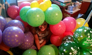 Gem Decorations: $281 for $550 Groupon — GEM Decorations and Balloon art