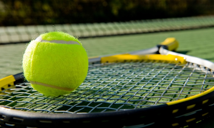 Adam Burt's Tennis Enterprises - Hermosa Beach Community Center: Four or Eight CardioTennis Classes or Beginner or Intermediate Lessons at Adam Burt's Tennis Enterprises (Up to 69% Off)