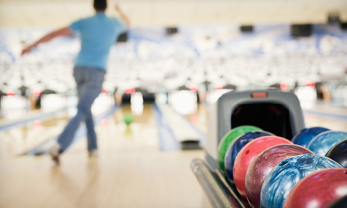 Homestead Lanes - Homestead Bowl & The X Bar: Bowling Outing with Drinks for Up to Three, Four, or Six at Homestead Lanes (Up to 65% Off)