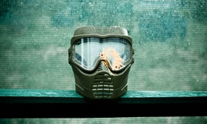 Midway Paintball: $35 for a Splat Master Party for Up to 12 Kids, Aged 8–12 at Midway Paintball Facility ($189 Value)