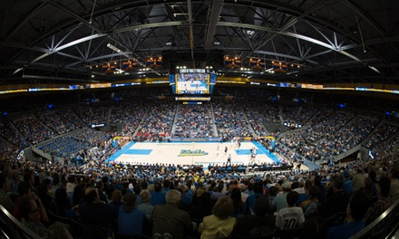 UCLA Men's Basketball Game at Pauley Pavilion on December 3, 7, or 10 (36% Off)