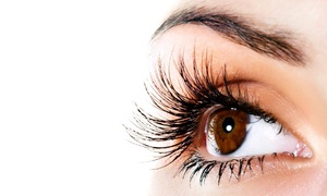 Académie Diva: Eyelash Extensions with Optional Refill at Académie Diva (Up to 71% Off)