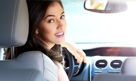 Wertgutschein anrechenbar auf Pkw-Führerschein-Ausbildung (Klasse B) für Neukunden in der Fahrschule am Park