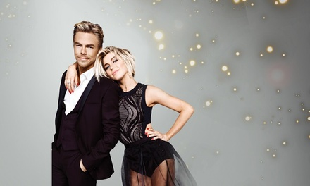 MOVE LIVE on TOUR with Julianne and Derek Hough at Susquehanna Bank Center on Saturday, July 11 (Up to 49% Off)