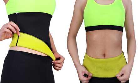 Эффект от пояса для похудения
