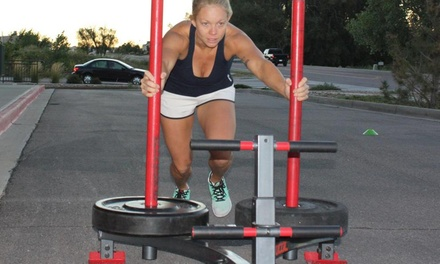 Four Weeks of Gym Membership at CrossFit Rocky (70% Off)