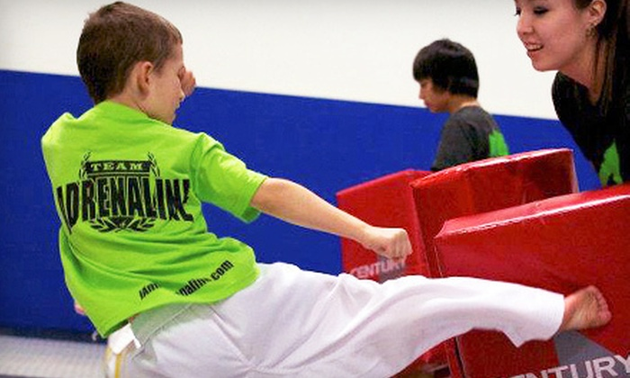Adrenaline SportPlex - Berkeley Place: Youth Day Pass, Summer Camp, or Birthday Party at Adrenaline SportPlex (Up to 57% Off)