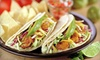 La Salsa Fresh Mexican Grill - Multiple Locations: Mexican Food at La Salsa Fresh Mexican Grill (Half Off). Two Options Available.