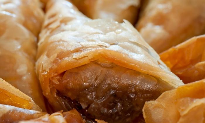 Buenavista Bakery & Cafe - Northridge: $3.60 Off Three Options at Buenavista Bakery & Cafe
