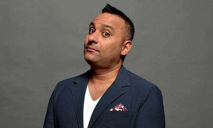 Russell Peters - Grand Theater: Russell Peters at Grand Theater on Friday, October 2, at 8 p.m.