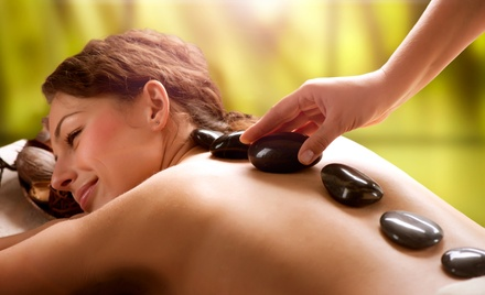 60-Minute Individual or Couples Hot-Stone or Deep-Tissue Massage at Glamor Health Spa (Up to 52% Off)