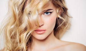 Shampoo, Haircut, And Style With Optional Partial Highlights At Season Daliska Hair Studio (up To 71% Off)