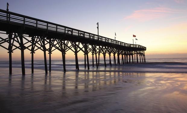 Plantation Resort - Surfside Beach, SC: Stay at Plantation Resort in Surfside Beach, SC. Dates into May 2017.