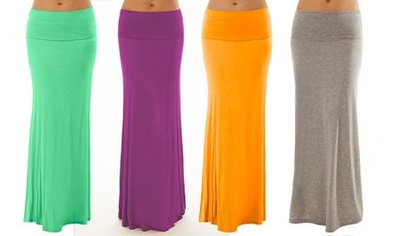 Dinamit Women's Maxi Skirt