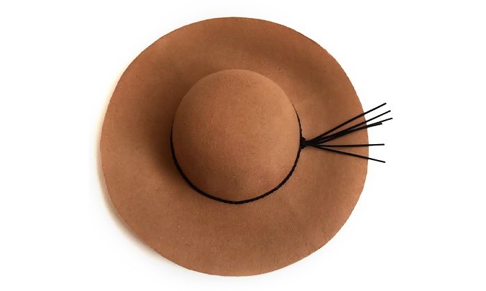 Classic Remix - Classic Remix: Rancher or Floppy Hat at Classic Remix (Up to 50% Off)