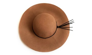 Classic Remix: Rancher or Floppy Hat at Classic Remix (Up to 50% Off)
