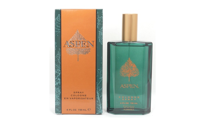 Aspen Men's Cologne: Aspen Men's Cologne; 4 Fl. Oz.
