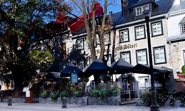 Groupon Quebec City Restaurant