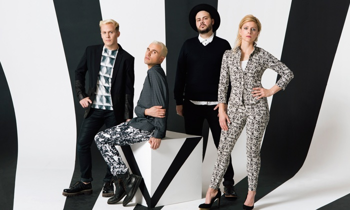 Neon Trees - Rams Head Live: Neon Trees, COIN, and Fictionist at Rams Head Live on Saturday, July 18 (Up to 39% Off)