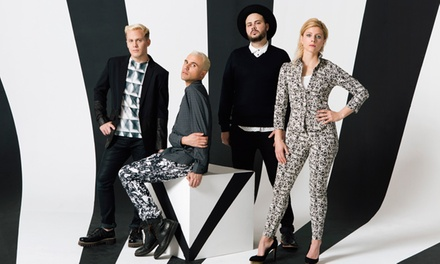 Neon Trees, COIN, and Fictionist at House of Blues Cleveland on Friday, July 17, at 8 p.m. (Up to 52% Off)