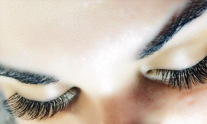 Lash it Wax It - Second Ward: Up to 53% Off Eyelash Extensions at Lash it Wax It