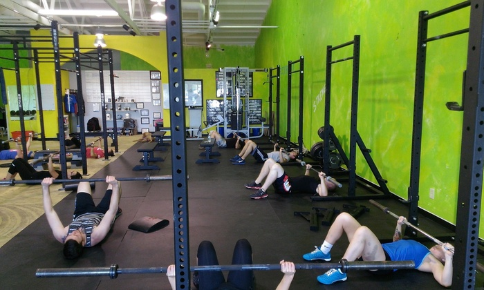 Rz1 Crossfit - I65-South Emerson: 15 CrossFit Classes at RZ1 CrossFit (50% Off)
