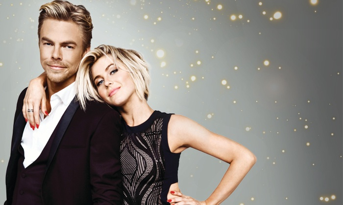 Move Live On Tour - Maverik Center: MOVE LIVE on TOUR with Julianne and Derek Hough at Maverik Center on Friday, July 31 (Up to 34% Off)