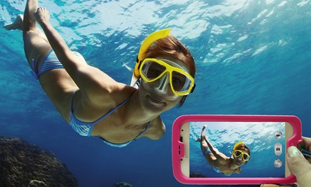 LifeProof nüüd or frē Water-, Shock-, Dust-, and Snow-Proof Case for Samsung Galaxy S4