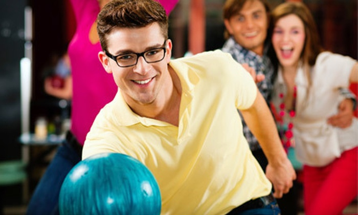 Rab's Country Lanes - Staten Island: Bowling for Two, Four, or Eight with Shoe Rental and Pizza at Rab's Country Lanes in Staten Island (Up to 78% Off)