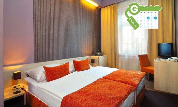 Star City Hotel 3* a Budapest, NA | Groupon Getaways