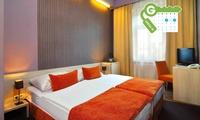 Budapeszt: pobyt dla 2 osób ze śniadaniami w formie bufetu i więcej w Star City Hotel 3*