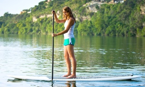 Northwest River Guides: Willamette Falls Kayak or Standup-Paddleboard Tour for Two, Four, or Six from Northwest River Guides (Up to 71% Off)