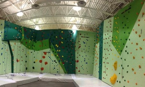 Funtopia Surrey: Up to 52% Off Rock Climbing Lessons at Funtopia Surrey