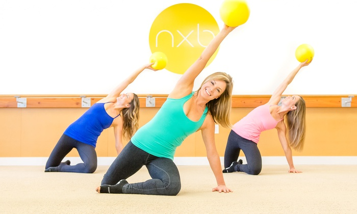 NextBarre - Danville: $49 for One Month of Unlimited Barre Classes at NextBarre ($220 Value)