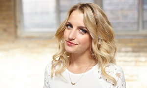 E.G. Hair Designs: Haircut and Blowout Packages with Highlights at E.G. Hair Designs (Up to 51% Off). Five Options Available.
