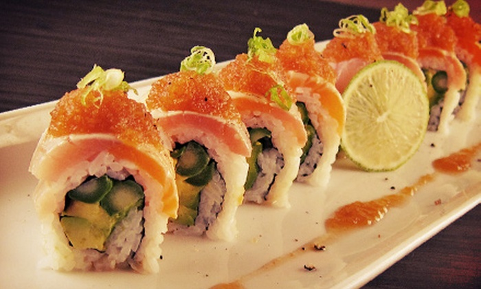 KiBo Restaurant and Lounge - Downtown Vancouver: $15 for $30 Worth of Sushi and Japanese Cuisine for Two or More at Kibo Restaurant and Lounge