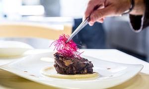Sciapò Street & Restaurant: Menu Gourmet di carne e pesce con vino e dolce per 2 persone da Sciapò Street & Restaurant (sconto fino a 68%)
