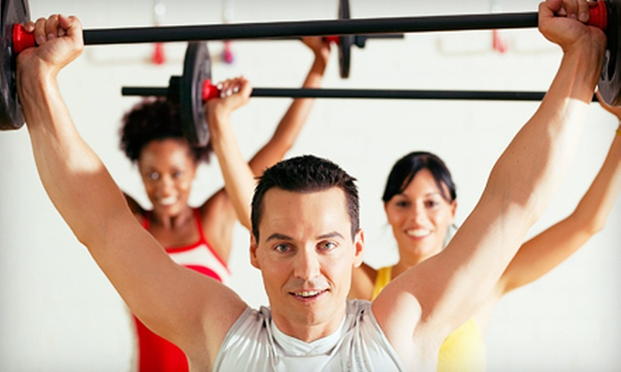 The Gym Downtown - Central Business District: Three- or Five-Month Gym Membership at The Gym Downtown (Up to 75% Off)