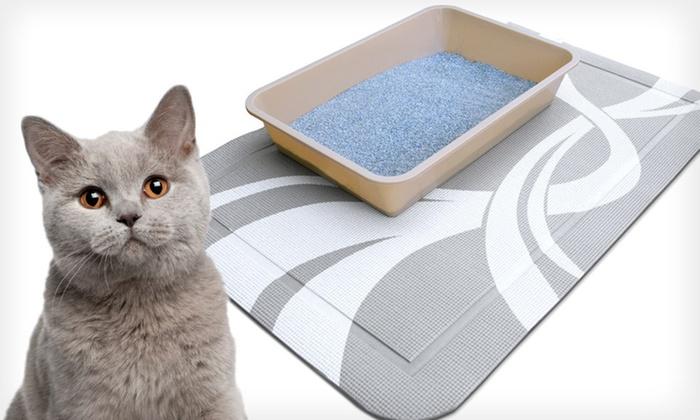 PetFusion SmartGrip Litter Mat: $15.99 for a PetFusion SmartGrip Litter Mat in Gray ($34.95 List Price). Free Shipping.