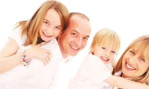 Beck Photographic: £12 for a Family Photoshoot With Prints and Two Key Rings at Beck Photographic (92% Off)