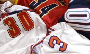 Sports Obsession: Sports Apparel and Accessories at Sports Obsession (45% Off). Two Options Available.