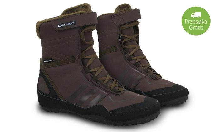 najlepsza wartość dobra obsługa połowa ceny Adidas: zimowe buty damskie   Groupon