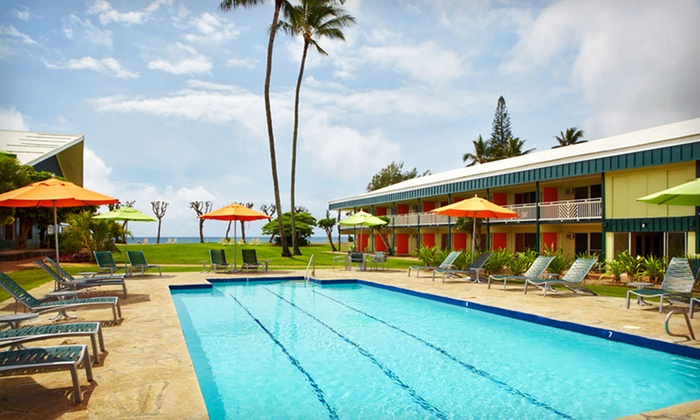 Kauai Sands Hotel - Kauai, HI: 3-Night Stay at Kauai Sands Hotel in Kapaa, Hawaii