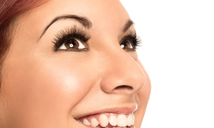 The Lash Lounge - Alliance - Heritage: Full Set of Eyelash Extensions at The Lash Lounge (Up to 51% Off). Choose from Four Options.