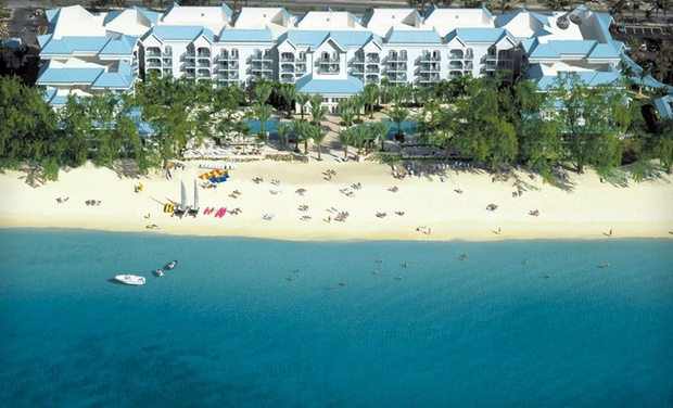 4 Star Grand Cayman Island Beach Resort