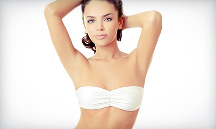 Viu Spa - Bullard: Underarm Wax, Bikini Wax, or $20 for $40 Worth of Waxing Services at Viu Spa