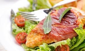 Wohlfahrt's & Dressler: Österreichisches 2-oder 3-Gänge-Mittagsmenü mit wechselndem Hauptgang im Restaurant Wohlfahrt's & Dressler am Ku'damm