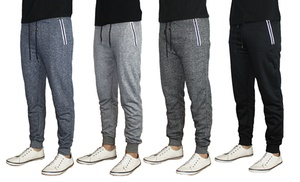 Galaxy by Harvic Mens Joggers 2-Pack