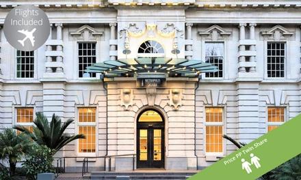 ✈ Auckland: 4-Night 4.5* Avani Auckland Metropolis Residences Break w/ Flights, Suite Stay, Wi-Fi; Price Per Person
